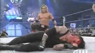 getlinkyoutube.com-Edge wins World Heavyweight Championship from Undertaker Smackdown 05.11.07