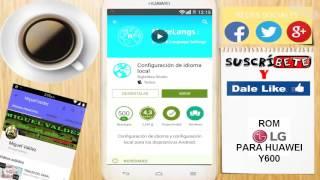 getlinkyoutube.com-NUEVA ROM LG G4 (5.0) PARA HUAWEI Y600