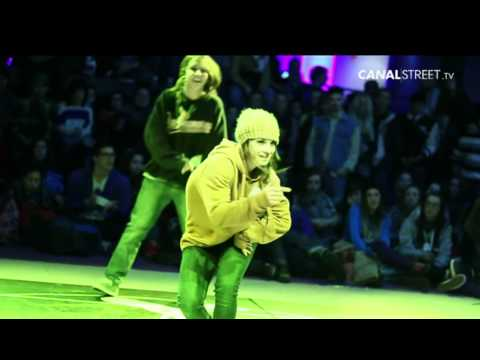 Juste Debout Steez 2012 - Preselection Spain - official report