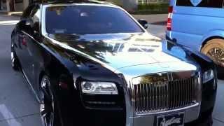 "getlinkyoutube.com-West Coast Customs ""Downtown Burbank Ca"" Car Show"