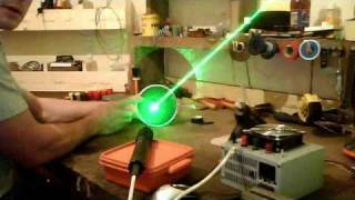 getlinkyoutube.com-How to make a simple laser show