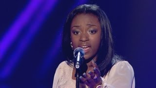 getlinkyoutube.com-Ruth-Ann St Luce performs 'Run' - The Voice UK - Blind Auditions 3 - BBC One