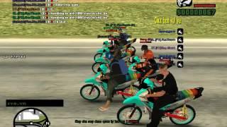 getlinkyoutube.com-Dua XE Mien Tay Voi AE Gta Bike