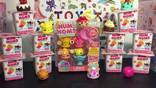 getlinkyoutube.com-Num Noms Blind Boxes & Tutti Frutti Ice Cream Pack Toy Opening & Review