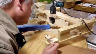 getlinkyoutube.com-Inlay experiments with the pantograph