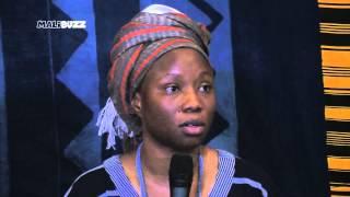 Allocution de Awa Meite à l'ouverture du Festival Daoulaba 2015
