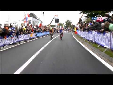UCI World Championship 2012 Men Elite Road Race Last Kilometers HD