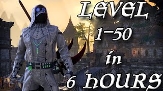 getlinkyoutube.com-GRINDING LEVEL 1-50 IN 6 HOURS ON ESO! (Elder Scrolls Online Tips for PC, PS4, and XB1)