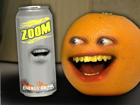 Annoying Orange: ZOOM!!!