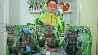 getlinkyoutube.com-Brinquedo das Tartarugas Ninjas - Parte 1