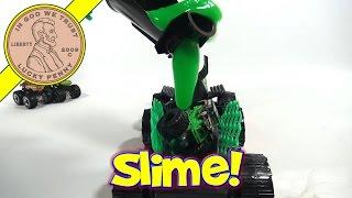 "getlinkyoutube.com-Hot Wheels Black Hornet ""Buzz"" Attack Pack Slime-Inator 1992"
