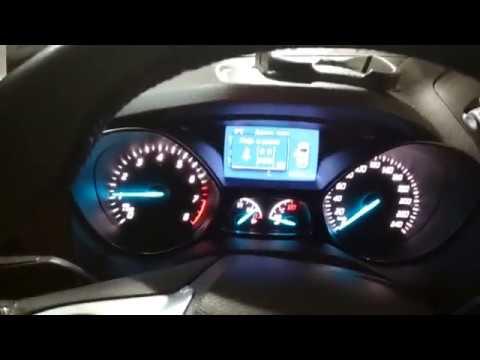 Форд Куга 2 троит на холодную, утсраняем проблему...замена свечей и катушек зажигания,замена фильтра