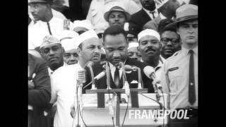 getlinkyoutube.com-I have a dream - Martin Luther King and the March on Washington in full HD