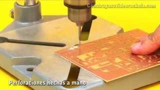 getlinkyoutube.com-Perforación con CNC y fabricación de circuitos impresos