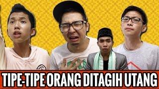 getlinkyoutube.com-Tipe-Tipe Orang Ditagih Utang (ft. Edho Zell & Rio Ardhillah)
