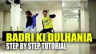 getlinkyoutube.com-Badri Ki Dulhania Step By Step Dance Tutorial