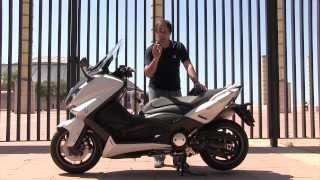 getlinkyoutube.com-Motosx1000 : Test Yamaha T-max 530