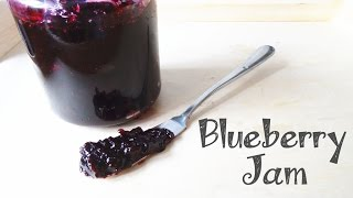 getlinkyoutube.com-How to make Blueberry Jam 藍莓果醬