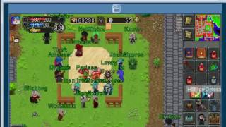 getlinkyoutube.com-TibiaME- Arena Queeneva Lvl 144 TOT