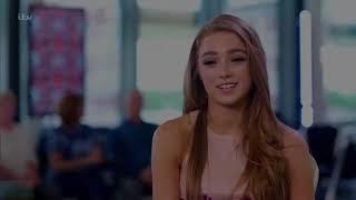 13 Year Old Singing Like a Lion Earns Howie's Golden Buzzer America's Got Talent width=