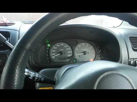 Chevrolet mw(Suzuki wagon r solio) заводим в мороз