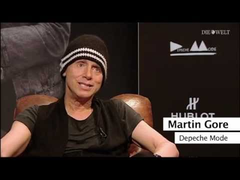 Martin Gore interview 20.03.2013