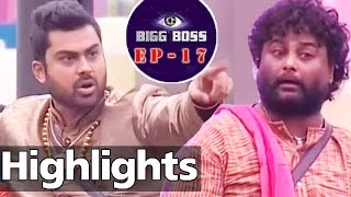 getlinkyoutube.com-Exclusive: Bigg Boss 3 Episode 17 Highlights | Huccha Venkat V/S Rahman