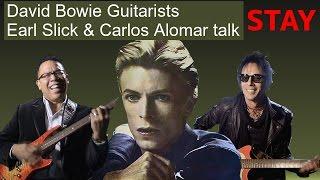 "getlinkyoutube.com-David Bowie ""Stay"" Guitar Riffs By Earl Slick & Carlos Alomar"