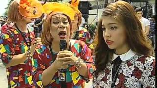 KalyeSerye Day  57: AlDUB's First Date