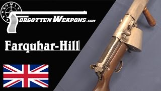 getlinkyoutube.com-Farquhar Hill: Britain's WW1 Semiauto Rifle