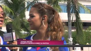 getlinkyoutube.com-Jovanna Michelle rompe el silencio sobre su salida de Tu Cara Me Suena Kids