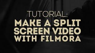 getlinkyoutube.com-How to Make A Split Screen Video in Wondershare Filmora