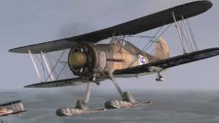 getlinkyoutube.com-Hävittäjälentolaivue 26 - Talvisota