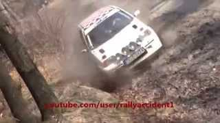 Rally Crashes and Attack 2014