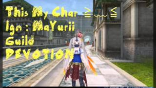 getlinkyoutube.com-Toram Online - MaYurii Dual Sword Impact Build Lvl 86