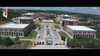 Bilecik Şeyh Edebali Üniversitesi Havadan Tanıtım