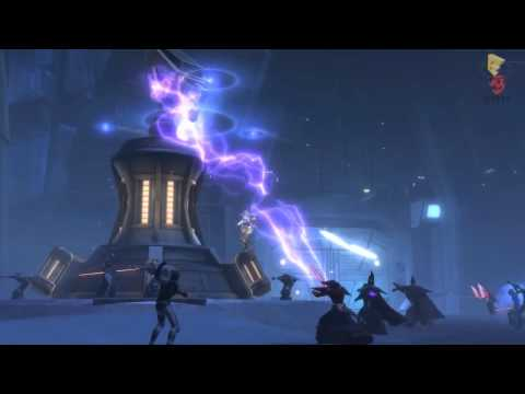 Star Wars: The Old Republic - Operation Eternity Vault Gameplay Trailer