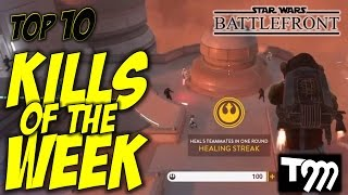 Star Wars Battlefront - TOP 10 KILLS OF THE WEEK #33