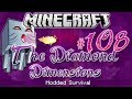TERRIFYING NETHER | Diamond Dimensions Modded Survival #108 | Minecraft