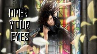getlinkyoutube.com-Final Fantasy 7 - Open your eyes AMV ( Anime music video )