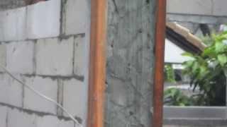 getlinkyoutube.com-งานโครงหลังคา งานก่อฉาบ สร้างบ้านชั้นเดียวลาดพร้าว106 เขตวังทองหลาง