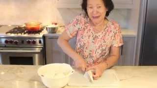 getlinkyoutube.com-Khmer taro dessert- បង្អែម