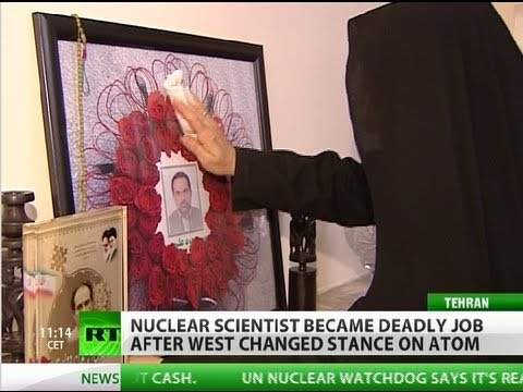 Mortal Atoms: Nuclear scientist one of deadliest jobs in Iran