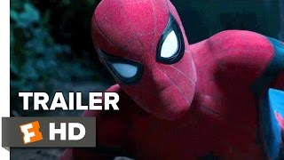 getlinkyoutube.com-Spider-Man: Homecoming Trailer #1 (2017) | Movieclips Trailers