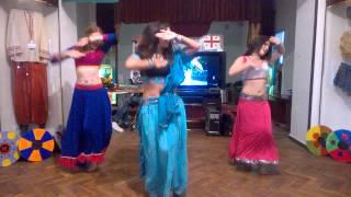 mera dil nahin lagta - dance group Lakshmi