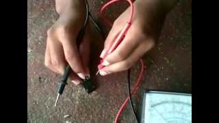getlinkyoutube.com-Cara Menentukan Jenis & Kaki Transistor