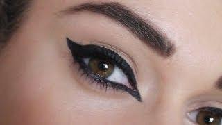 getlinkyoutube.com-TUTORIAL | 3 Simple Eyeliner Styles