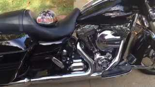 "getlinkyoutube.com-2015 street glide special free exhaust mod and cheap 2"" lowering. 6"" windshield details."