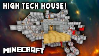 getlinkyoutube.com-HIGH TECH SMART HOUSE (Entire House In One Room!)