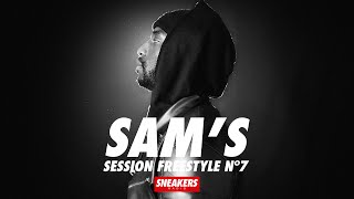 "Sam""s - Sneakers Radio Session Freestyle nº7"